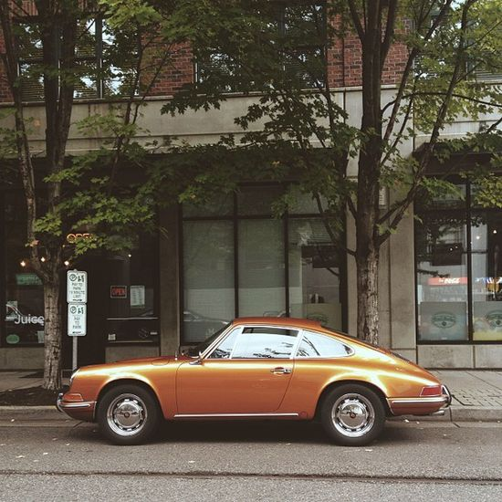 Porsche / photo by Steven Anderson