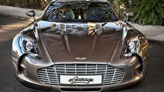 Super Luxury Sports Cars