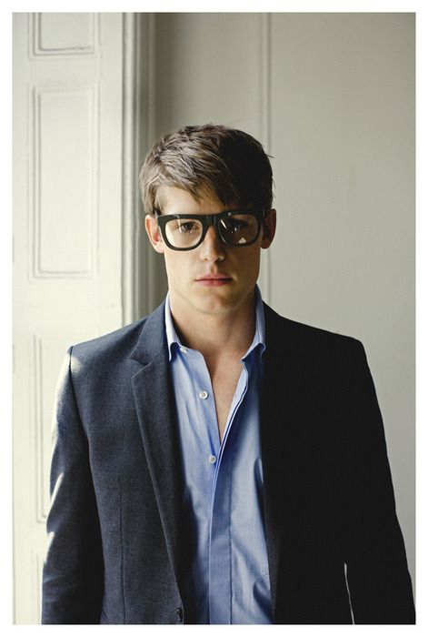 Glasses gent