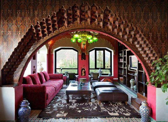 Interior Design #Morocco