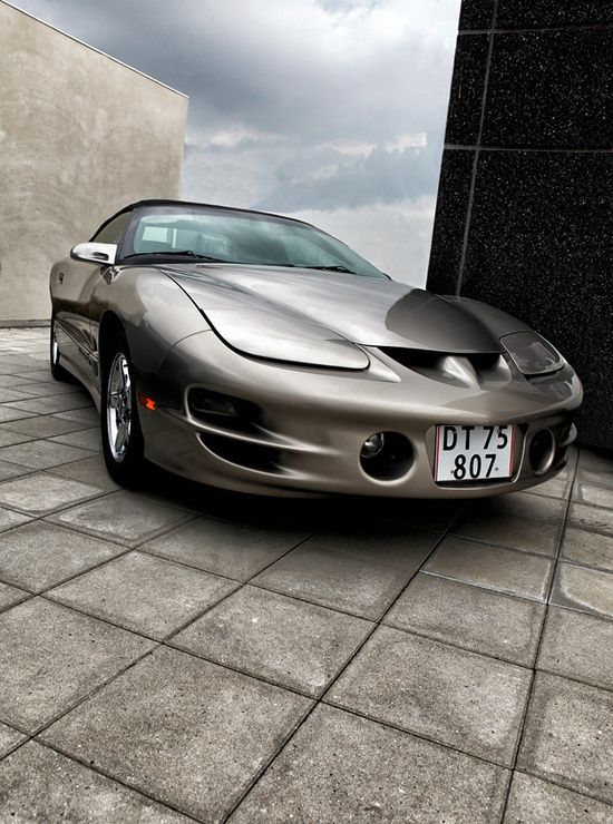 Pontiac Trans Am. Will ALWAYS be one of my #celebritys sport cars #luxury sports cars #sport cars #customized cars