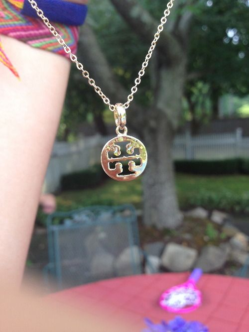 Tory Burch necklace