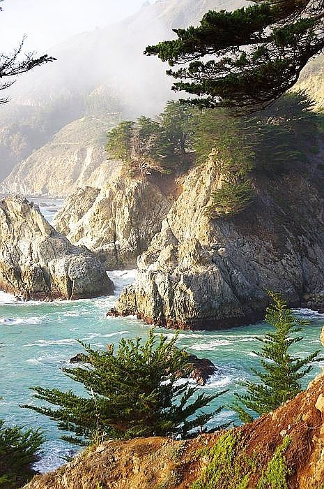 ? Big Sur Cove, California