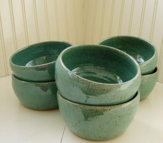 via simply daisy handmade pottery on etsy