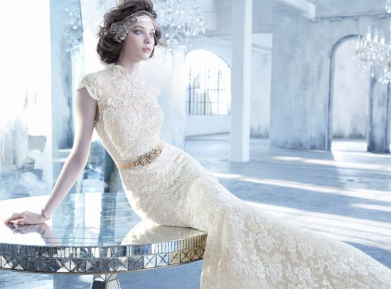Bridal Gowns, Wedding Dresses by Lazaro - Style LZ3352