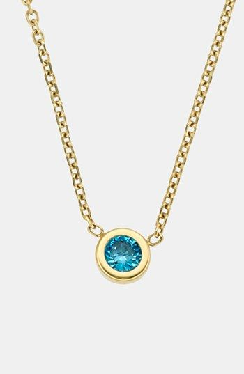 Michael Kors Botanicals Pendant Necklace available at #Nordstrom