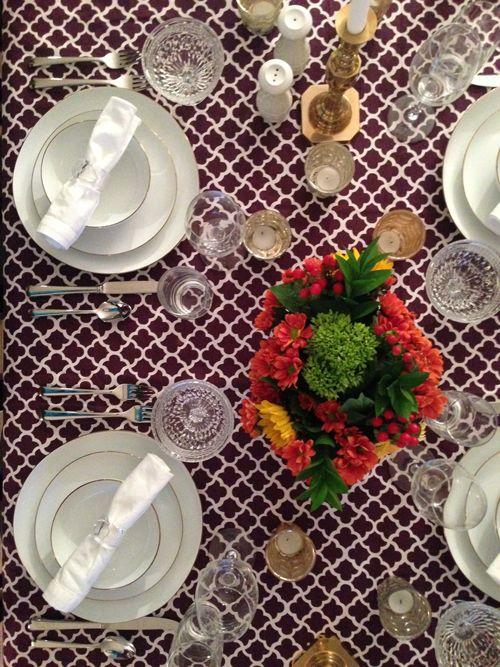 Flower Arrangement - The Perpetual Hostess