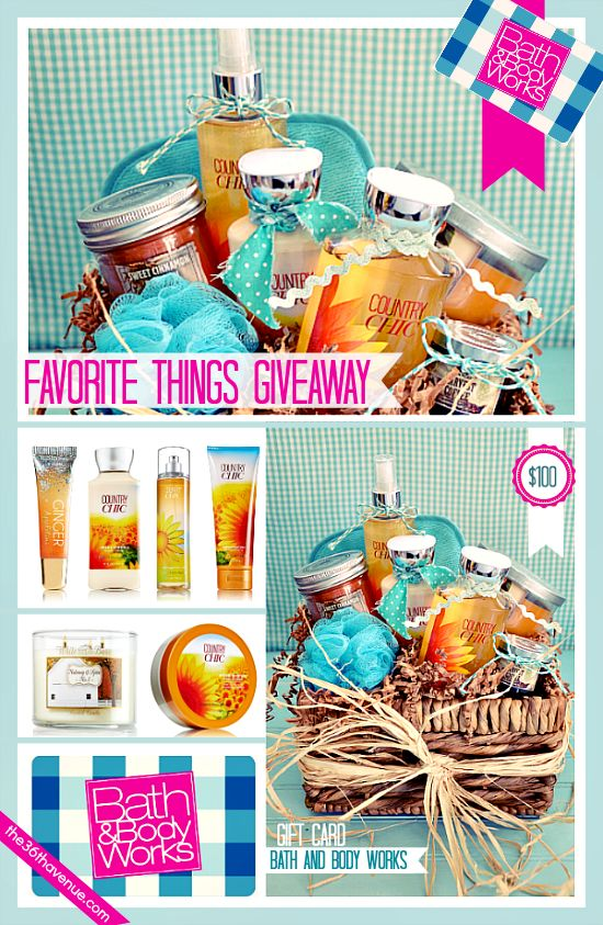 Enter to win 29 AMAZING Gift Baskets... perfect for Christmas Gifts! the36thavenue.com