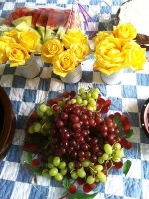 summer picnic @Shelly Kennedy