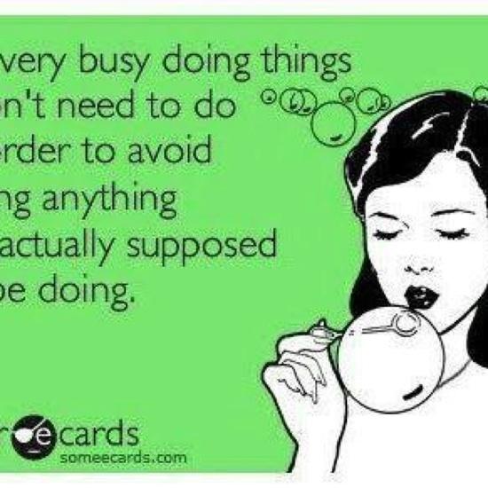 very busy   Fun...