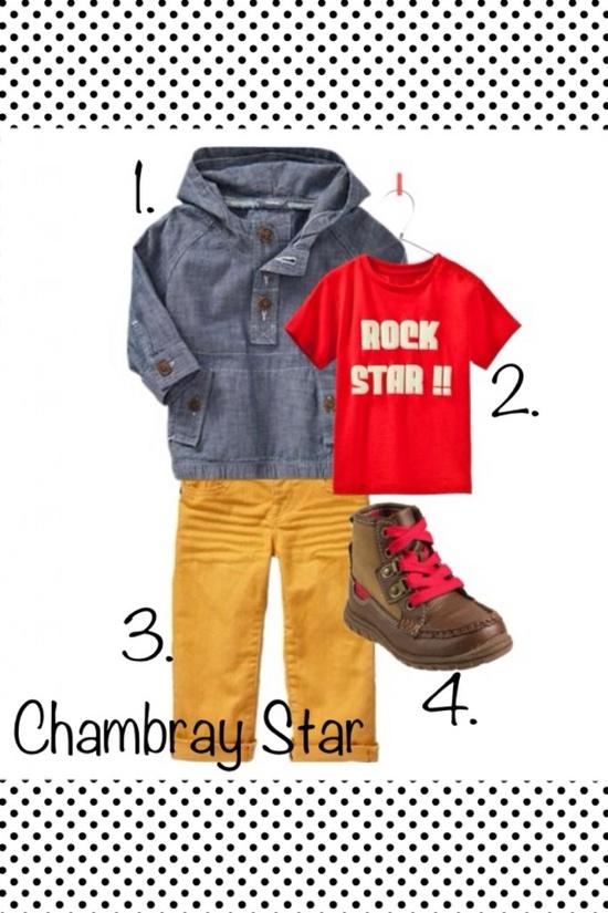 spring baby fashion