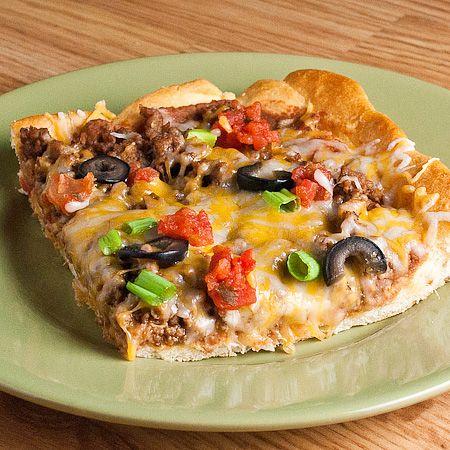 Taco-Pizza :-)