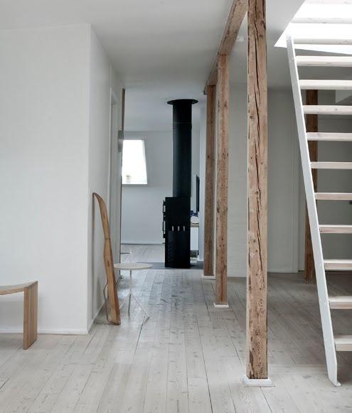 permanent loft ladder