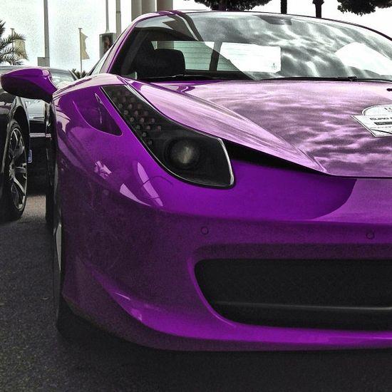 Oooo interesting color!