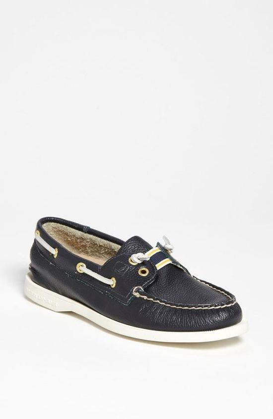 Boat shoes!