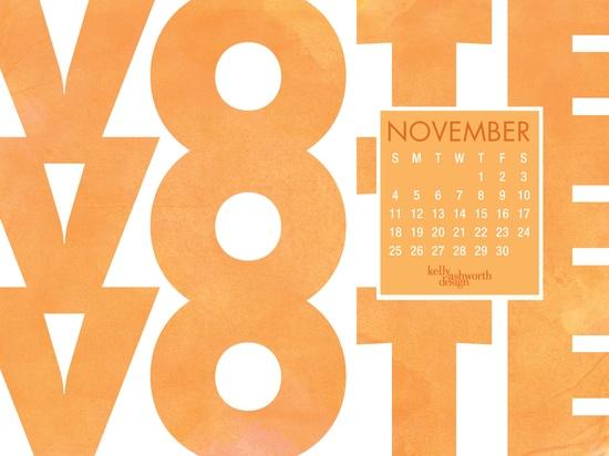 Kelly Ashworth Design Desktop Wallpaper November 2012