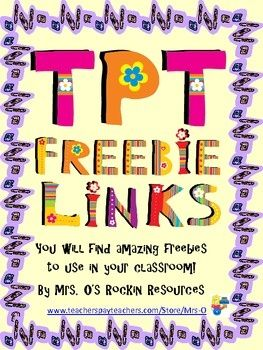 Hundreds of Freebies for Your