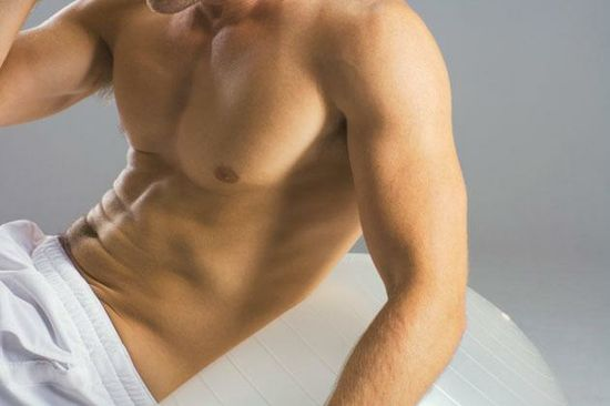 The 30-Minute Abs Workout Got 30 minutes, three times a week? Follow Lukas Proke's workout for a belly-busting, torso-tautening, molded-in-steel midsection.