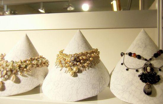 Jewelry display from Kotomi, #jewelry display
