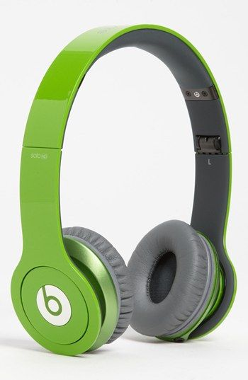 Beats by Dr. Dre 'Solo' High Definition On-Ear Headphones available at #Nordstrom