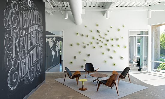 Evernote office by O A Redwood City California Evernote office by O+A, Redwood City   California