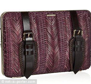 Chic designer iPad bags