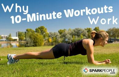 Why short workouts are just as good--maybe better--than a long #workout!