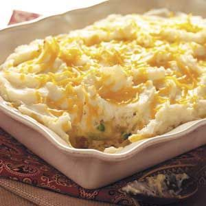 Thanksgiving Casserole Recipe