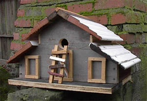 Barn Bird House :)