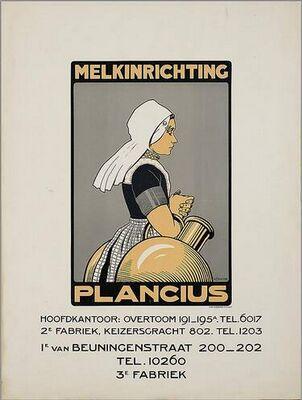 advertising poster Walcheren
