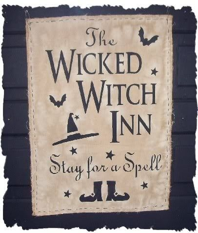 witch theme