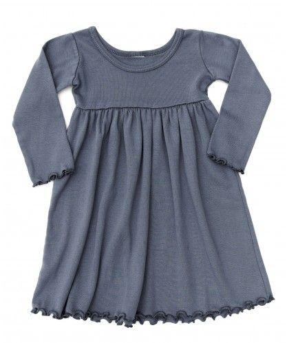 Little Peanut LS Dress - Little Peanut Essentials - Browse - baby girls