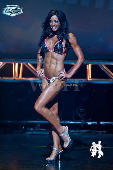 Channa Serenity- Vegan WBFF Pro Bikini Model