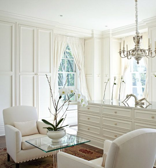Traditional Home®, gorgeous sitting area!