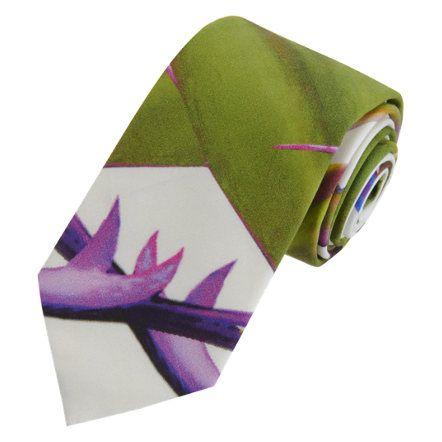 Givenchy Birds of Paradise Tie at Barneys.com