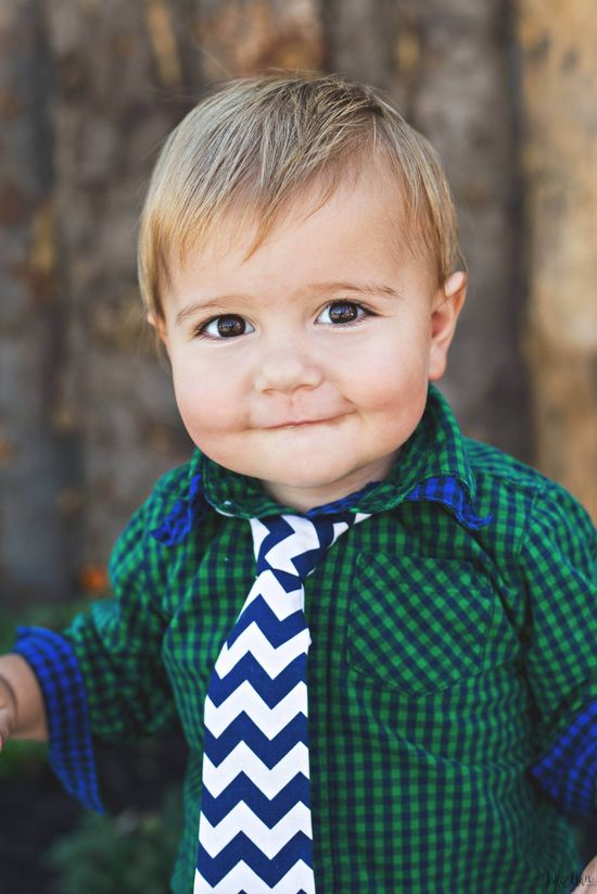 Baby Boy Ties