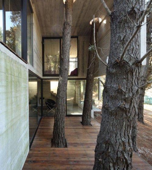 a living porch