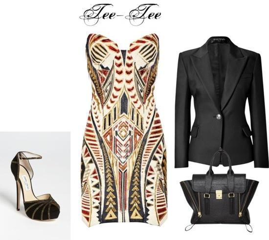 """outfit # 214"" by teeteeshop on Polyvore"