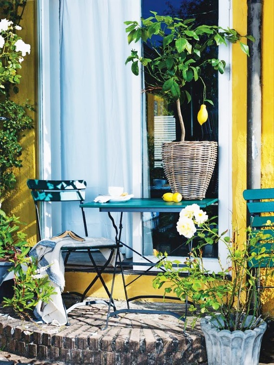 get Italy right on your balcony