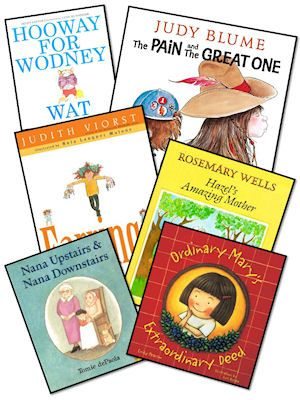 amazing website...specific books for whatever you are teaching!