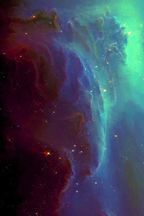 The Mountain Nebula