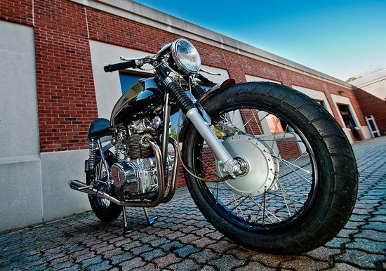 1972 Honda CB450 Café Racer - Pipeburn - Purveyors of Classic Motorcycles, Cafe Racers & Custom motorbikes