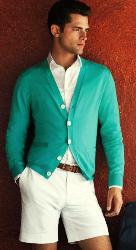 Love cardigan #men #style