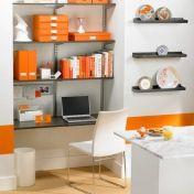 Office at home design idea