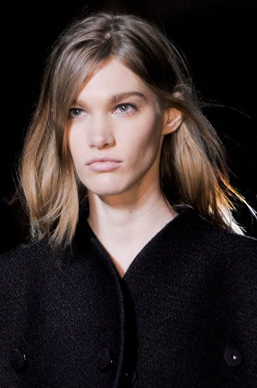 FALL 2013 HAIR TREND REPORT  Undone Texture