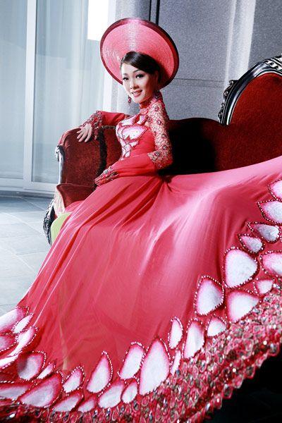 Designer Ao Dai