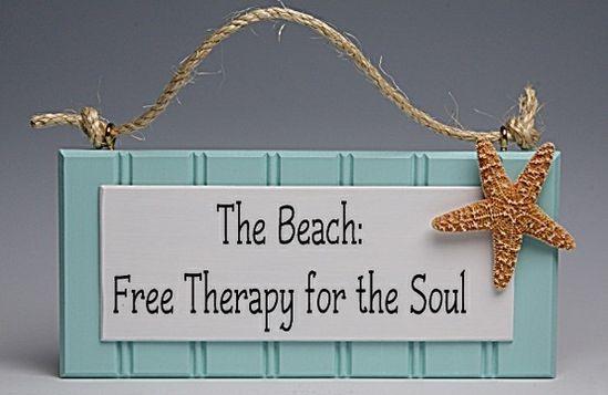 ? the beach