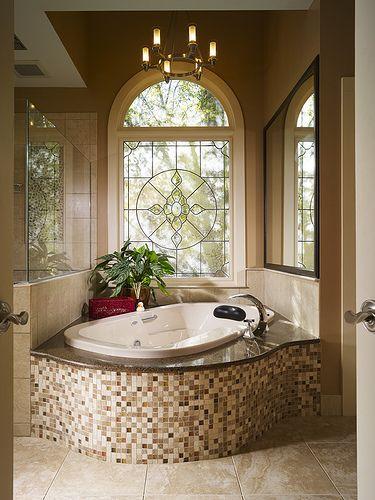Tub window