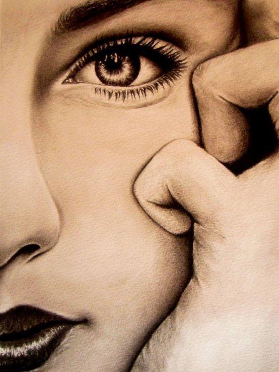 All in my EYES #art #sketch