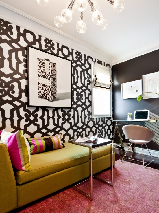 Modern Home Office Design, Pictures, Remodel, Decor and Ideas - page 2